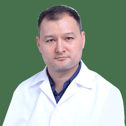 Юнусов Малик Абдыхамидович